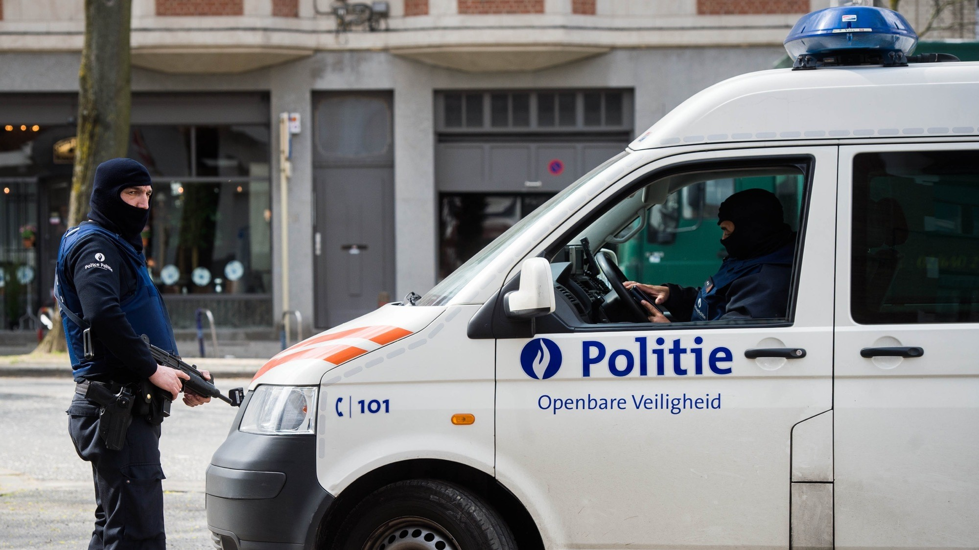 Police Say They Arrested Four People Plotting New Terror Attacks in Belgium