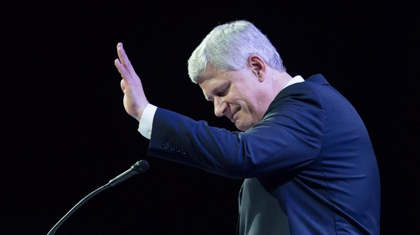 Stephen Harper Rides Into the Sunset as Canada's Right Wing Reinvents Itself