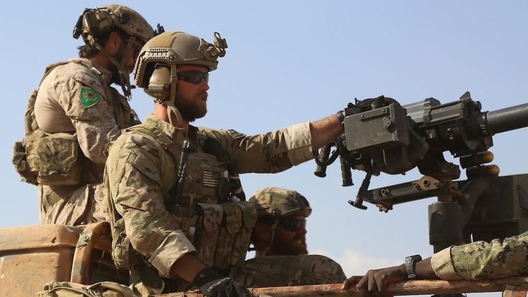 US Commandos Are Fighting the Islamic State on the Frontlines in Syria