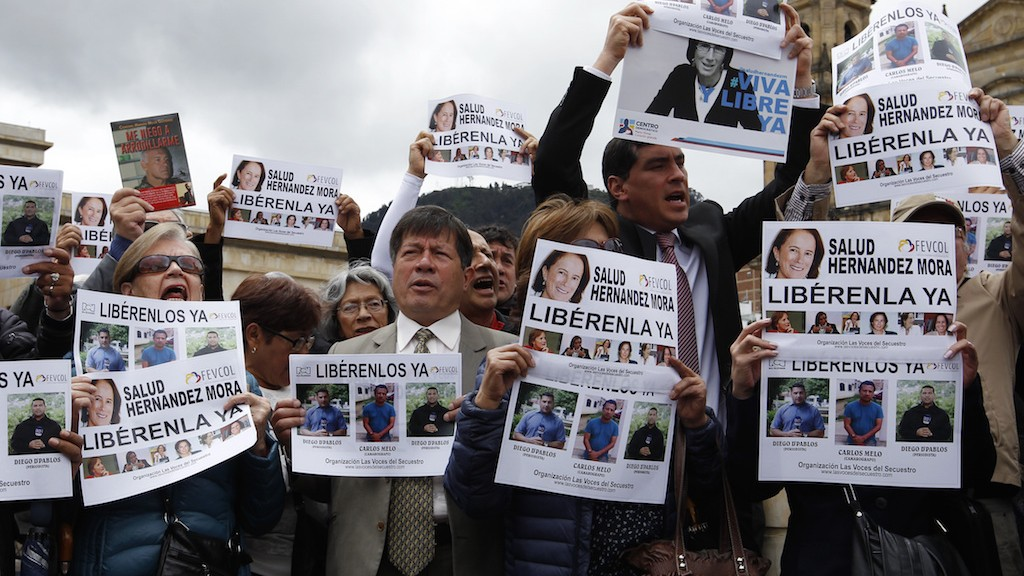 Colombia Says Narco-Guerrilla Group ELN Has Kidnapped Three Journalists