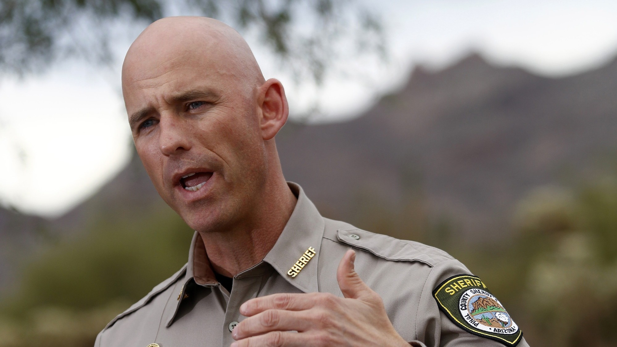 Arizona Sheriff's Warning to Hikers About 'Mexican Drug Assassins' Is Probably Bullshit