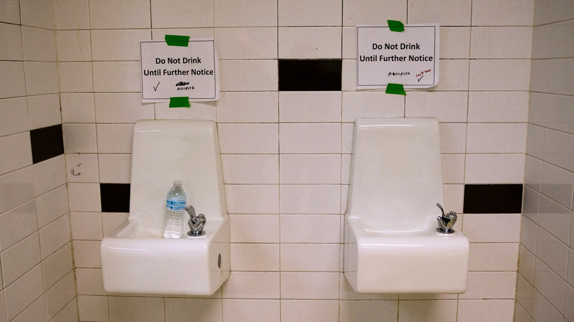 Portland School District Let Kids Drink Lead-Contaminated Water After It Tested Positive