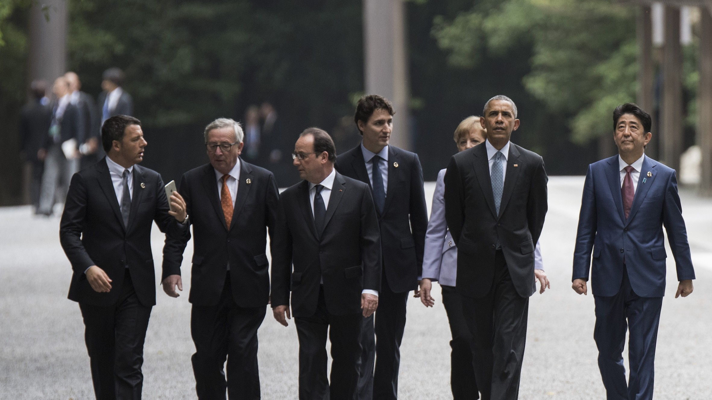 Trudeau Convinces G7 to Oppose Ransoms, as the Multi-Billion Dollar Kidnapping Industry Booms