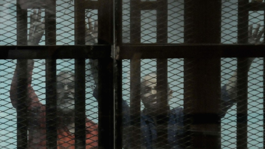 Egypt Sentences Muslim Brotherhood Leader to Life in Prison and Eight Others to Death