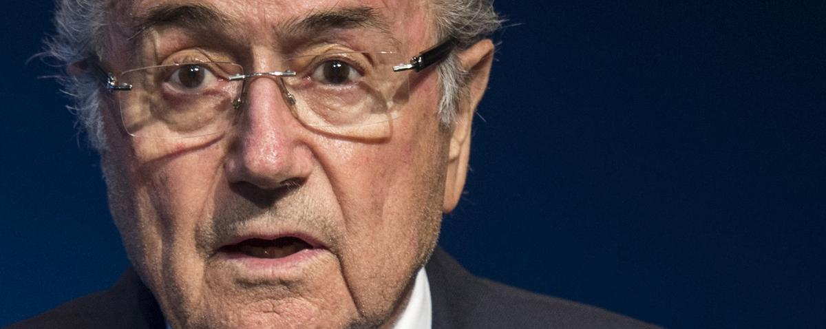 Sepp Blatter and Two Top FIFA Officials Paid Themselves $80 Million, Investigation Reveals