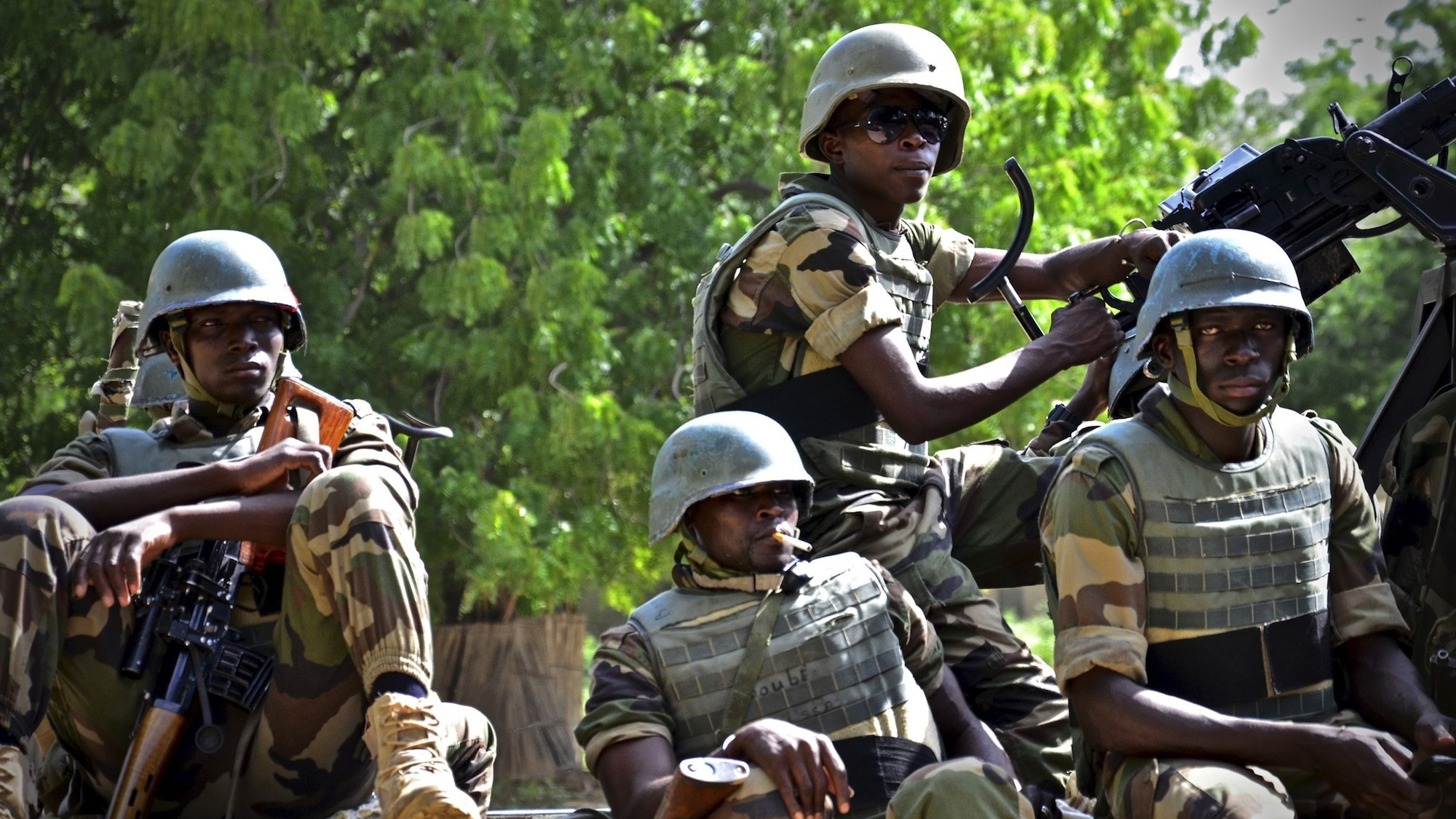 Attack by 'Hundreds' of Boko Haram Fighters Leaves 32 Soldiers Dead in Niger
