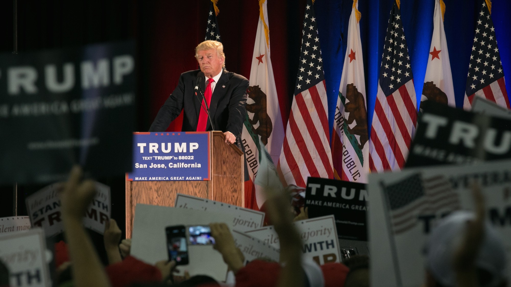 Even Before Donald Trump, California Republicans Had a Huge Latino Problem