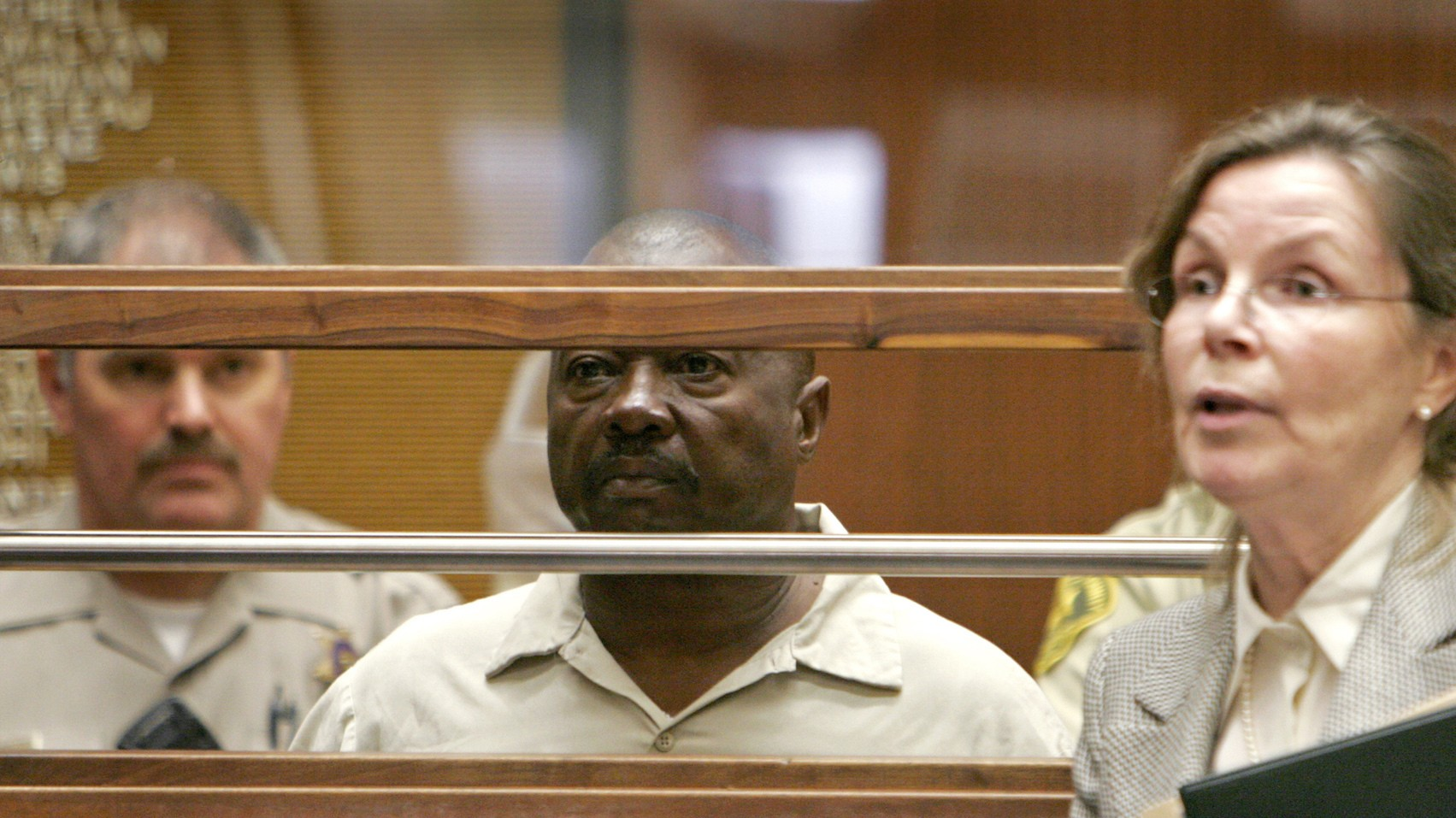 Los Angeles Jury Says 'Grim Sleeper' Serial Killer Deserves the Death Penalty