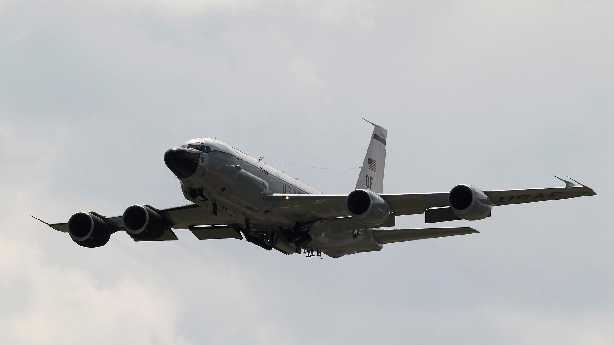 Chinese Fighter Jet Made 'Unsafe' Intercept of American Spy Plane, US Military Says