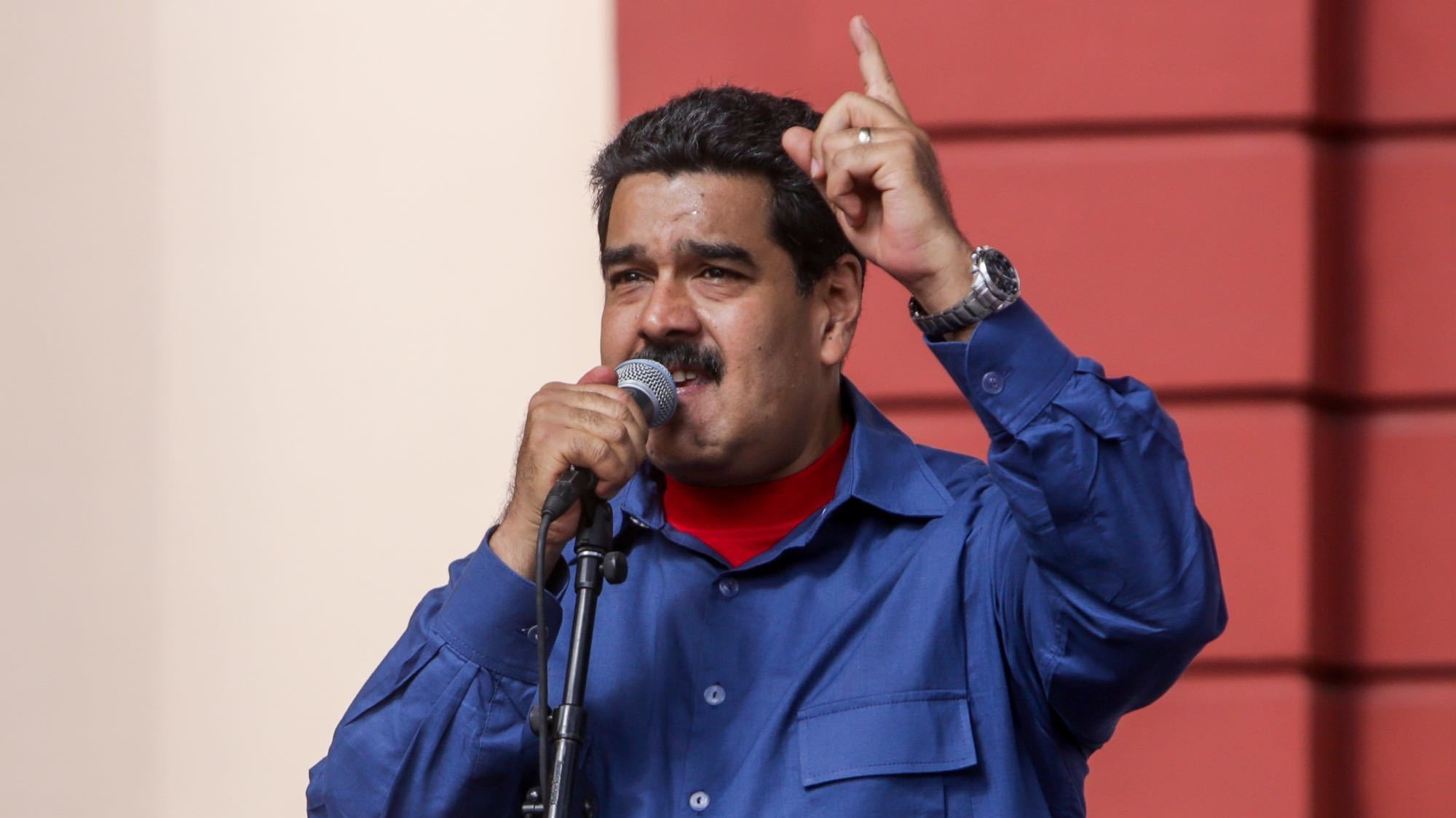 Venezuela's Government Says Petition to Recall Unpopular President Maduro is Tarnished by Fraud