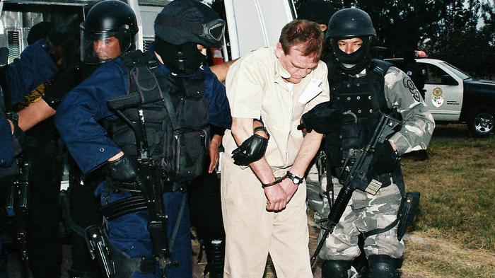 The US Is About to Deport Mexican Drug Lord Hector 'El Güero' Palma