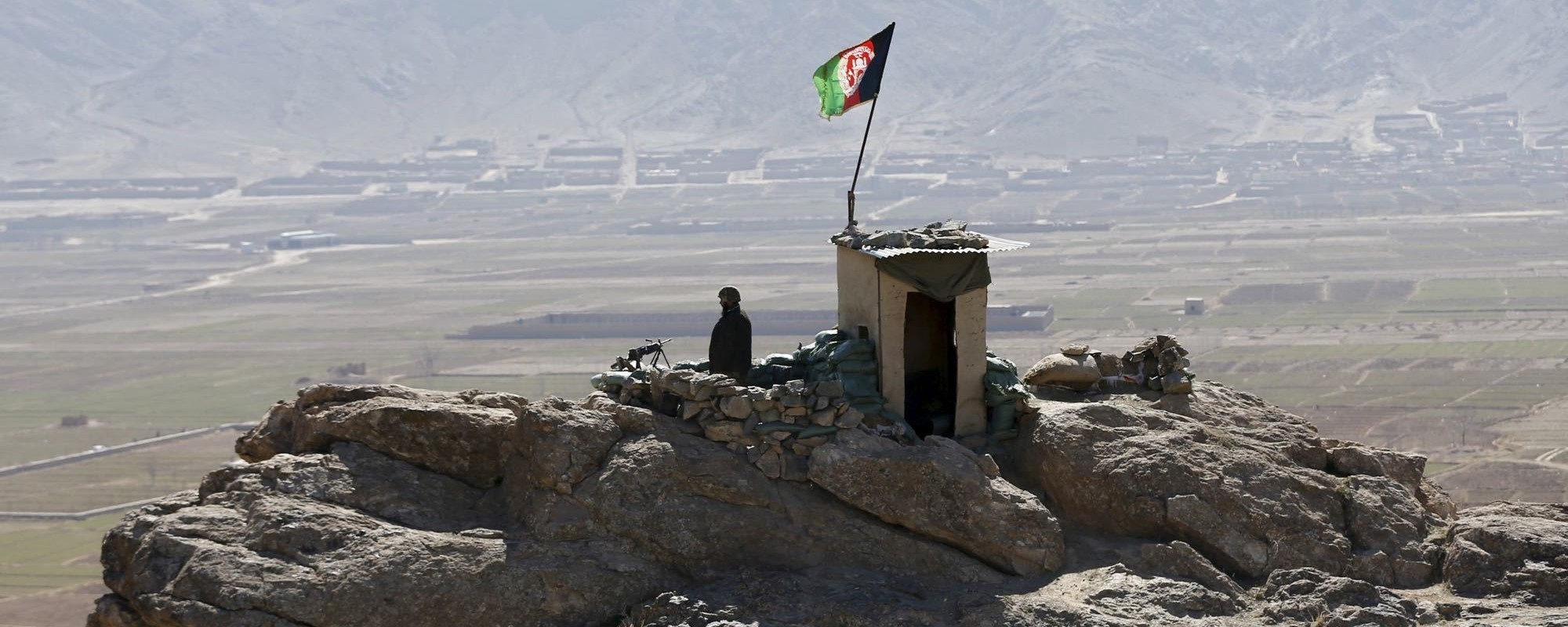 The US is reconsidering its plan to pull troops out of Afghanistan