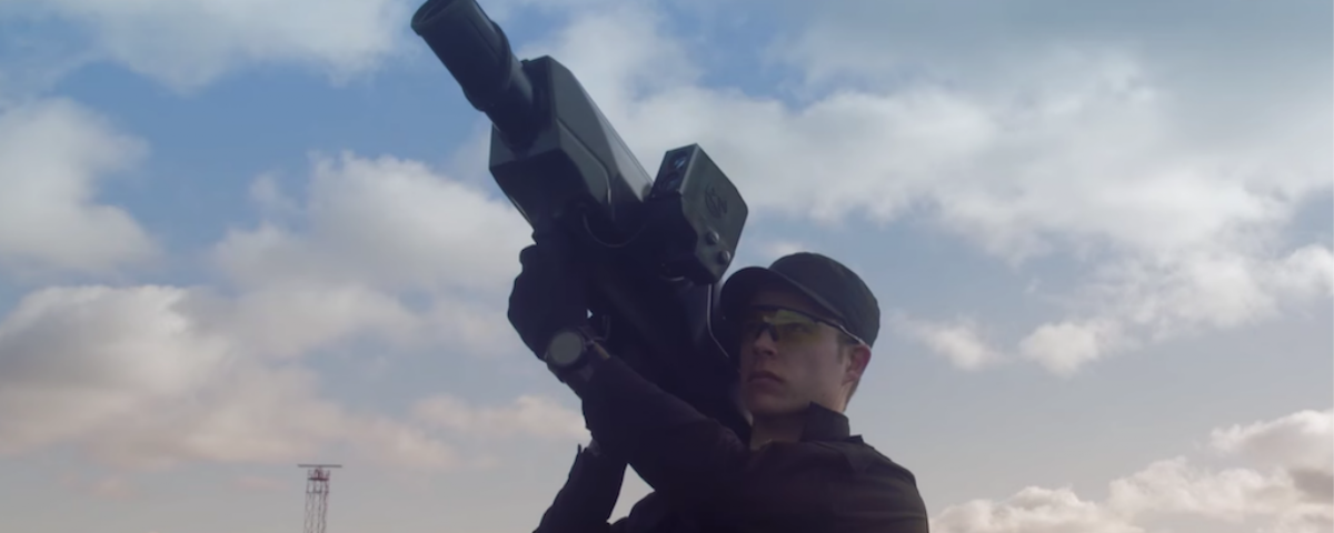 Rogue drones will be no match for these high-tech weapons