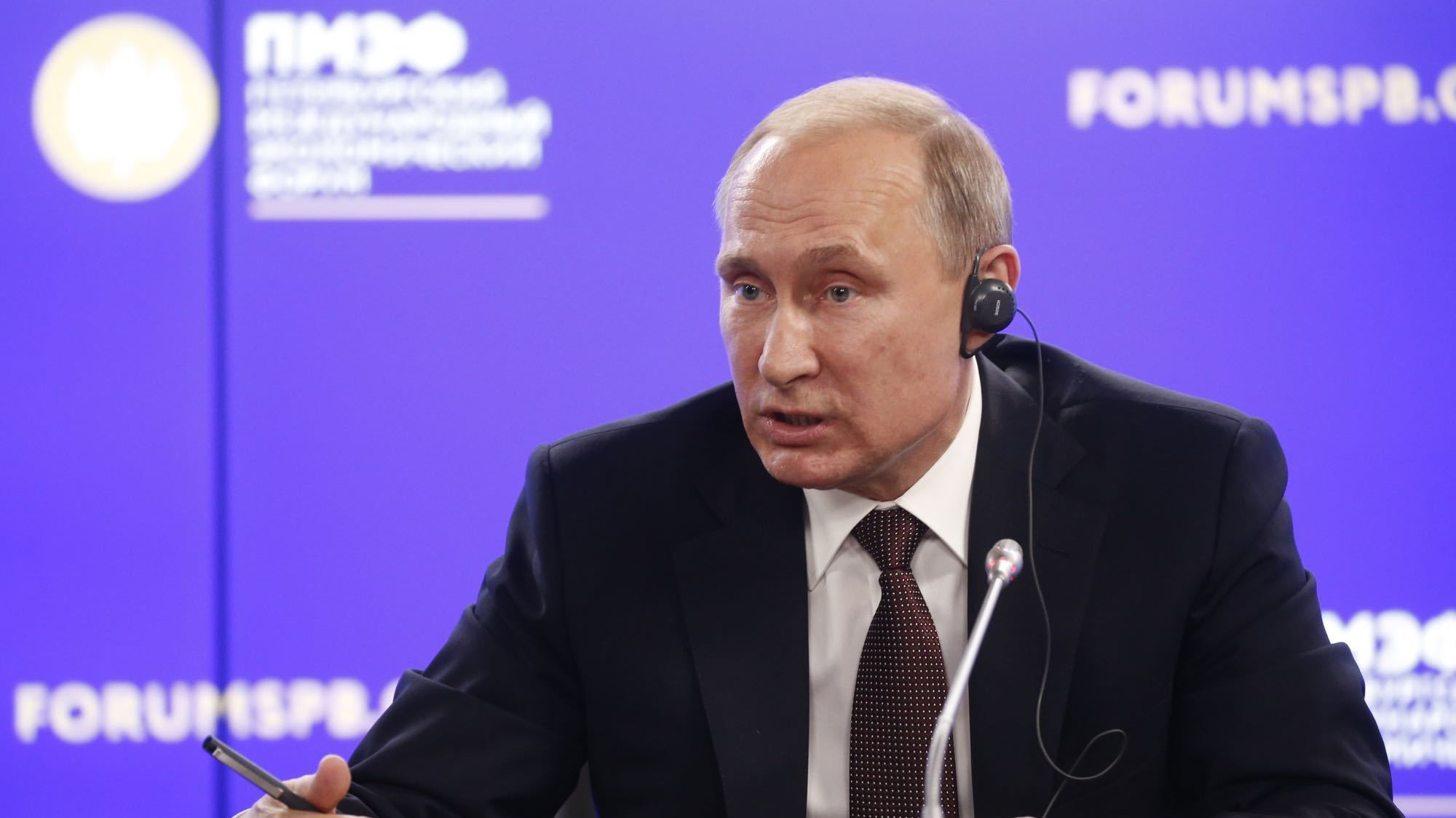Putin says US is 'probably world's only superpower,' walks back Trump compliments