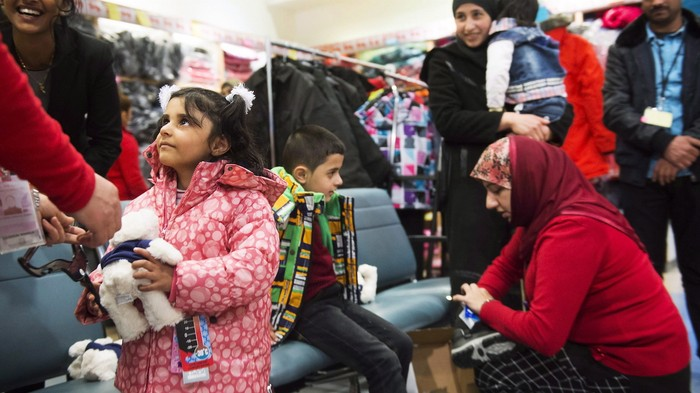 Syrian refugees' new lives in Canada are anything but easy