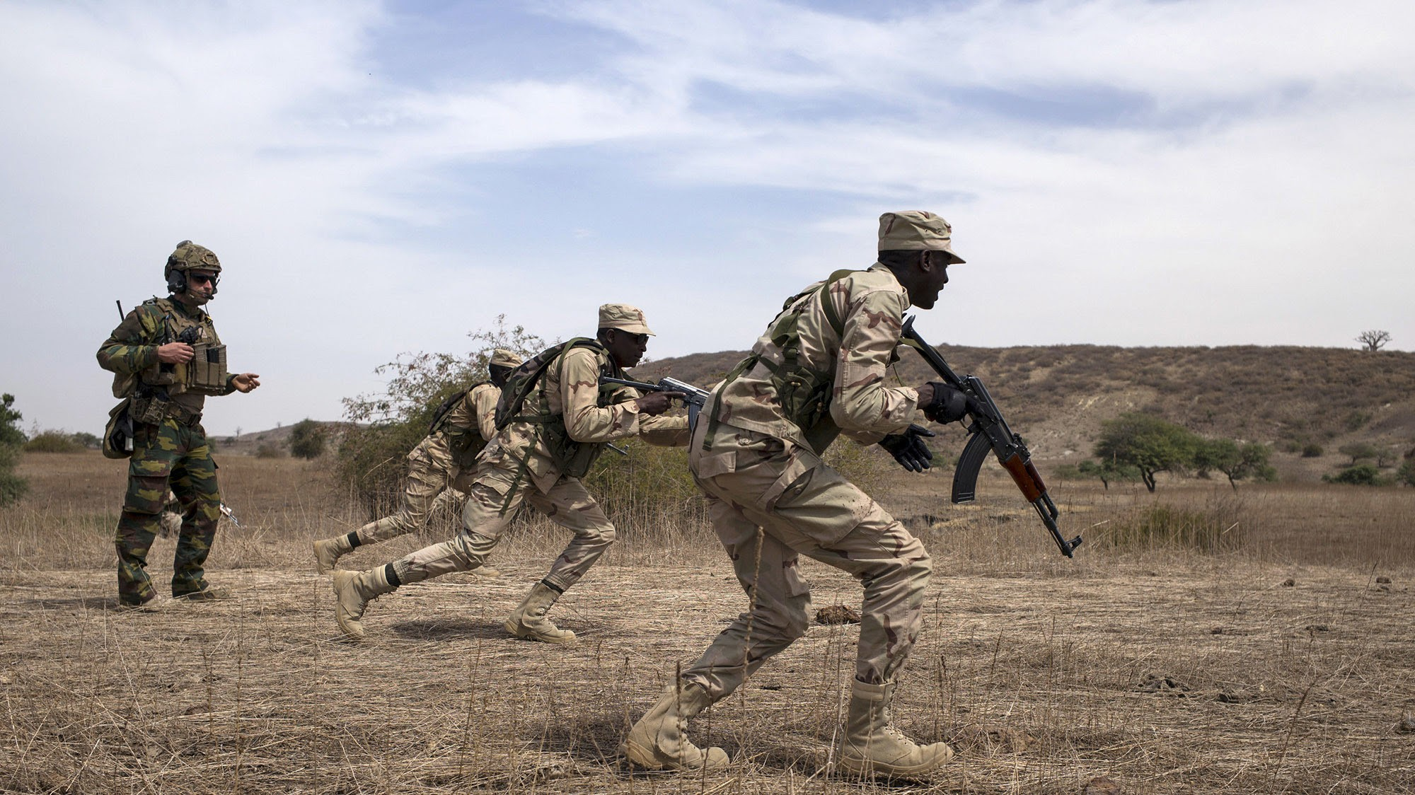 America's 'war on terror' gains a new ally: tiny Senegal
