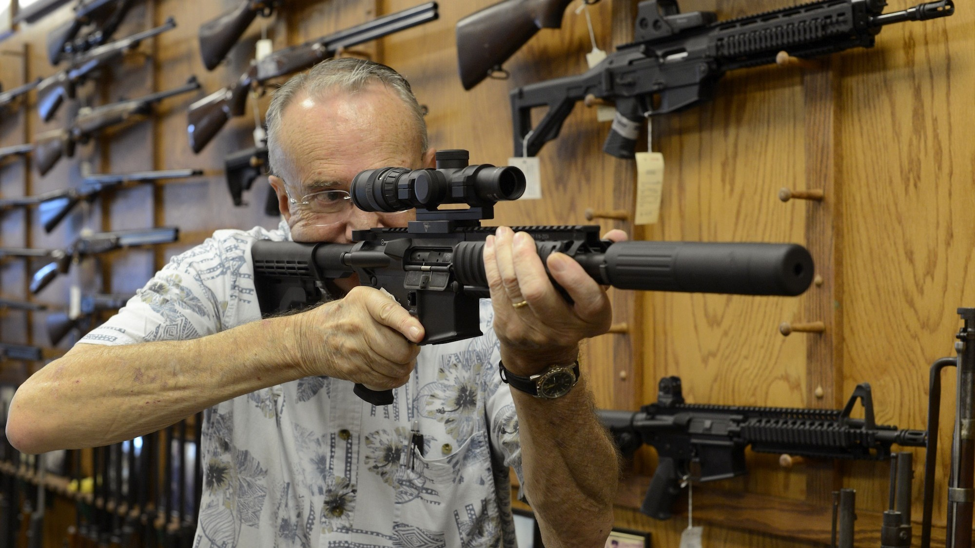 The Supreme Court just cleared the way for more assault rifle bans