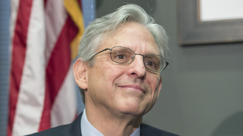 Merrick Garland is just chilling while the Supreme Court issues split decisions without him