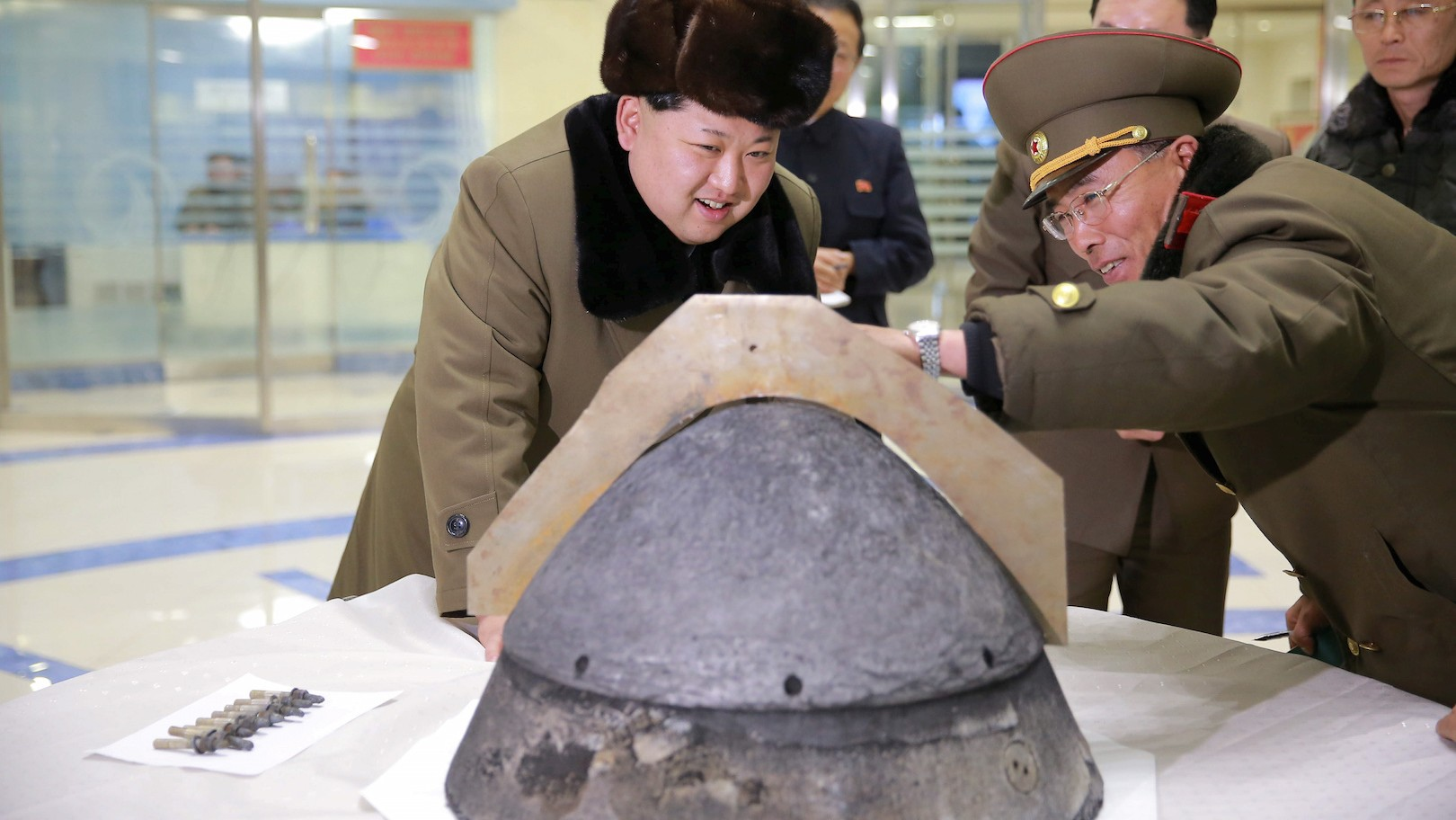 North Korea is figuring out how to launch ballistic missiles