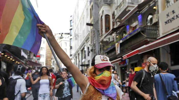 Islamic State members caught plotting attack on transgender march, Turkey says