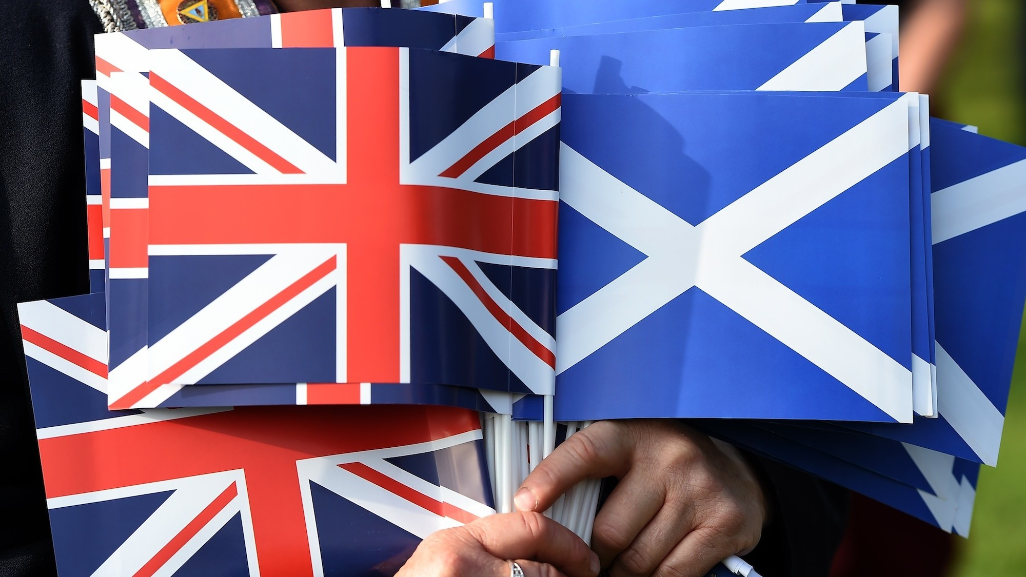 Scotland is so pissed about the Brexit it might break up with the UK