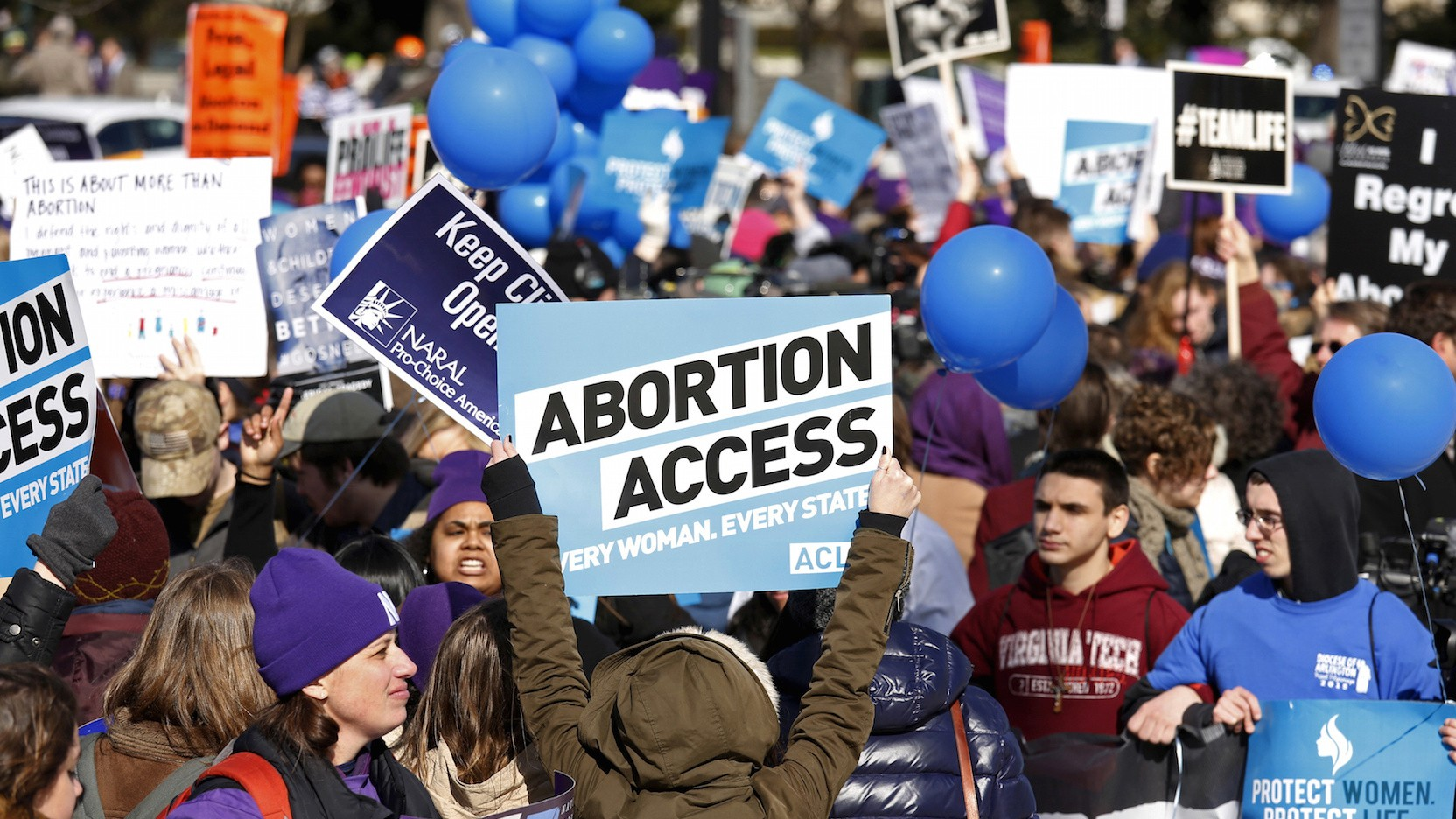 Supreme Court to deliver major ruling on abortion restrictions