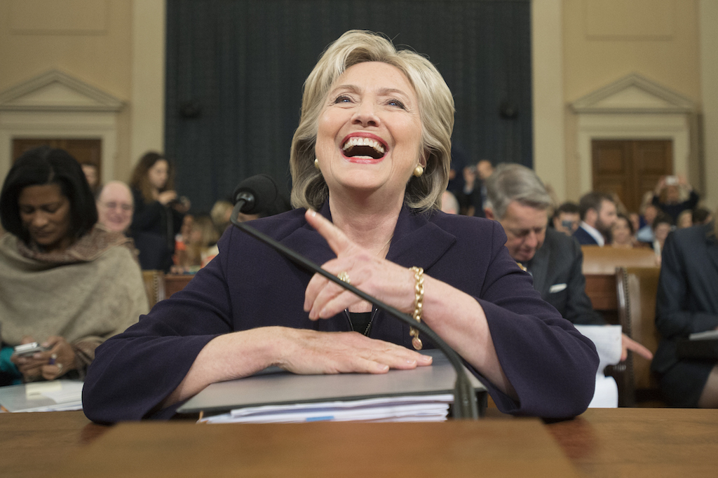 Hillary Clinton to Hold Campaign Fundraisers in Los Angeles
