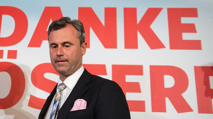 Austria's far-right Freedom Party gets another shot at the presidency, by court order