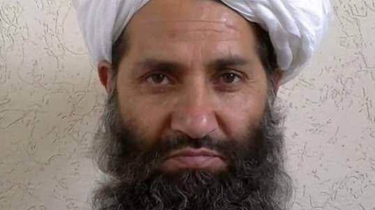 Taliban leader says foreigners must leave Afghanistan for peace