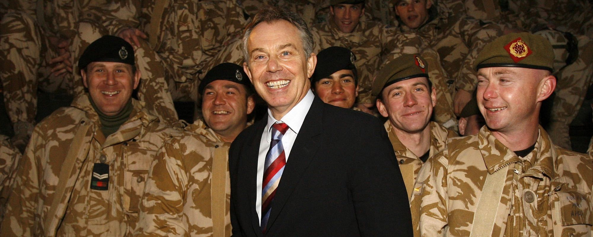 Iraq war report could get Tony Blair impeached—9 years after he left office