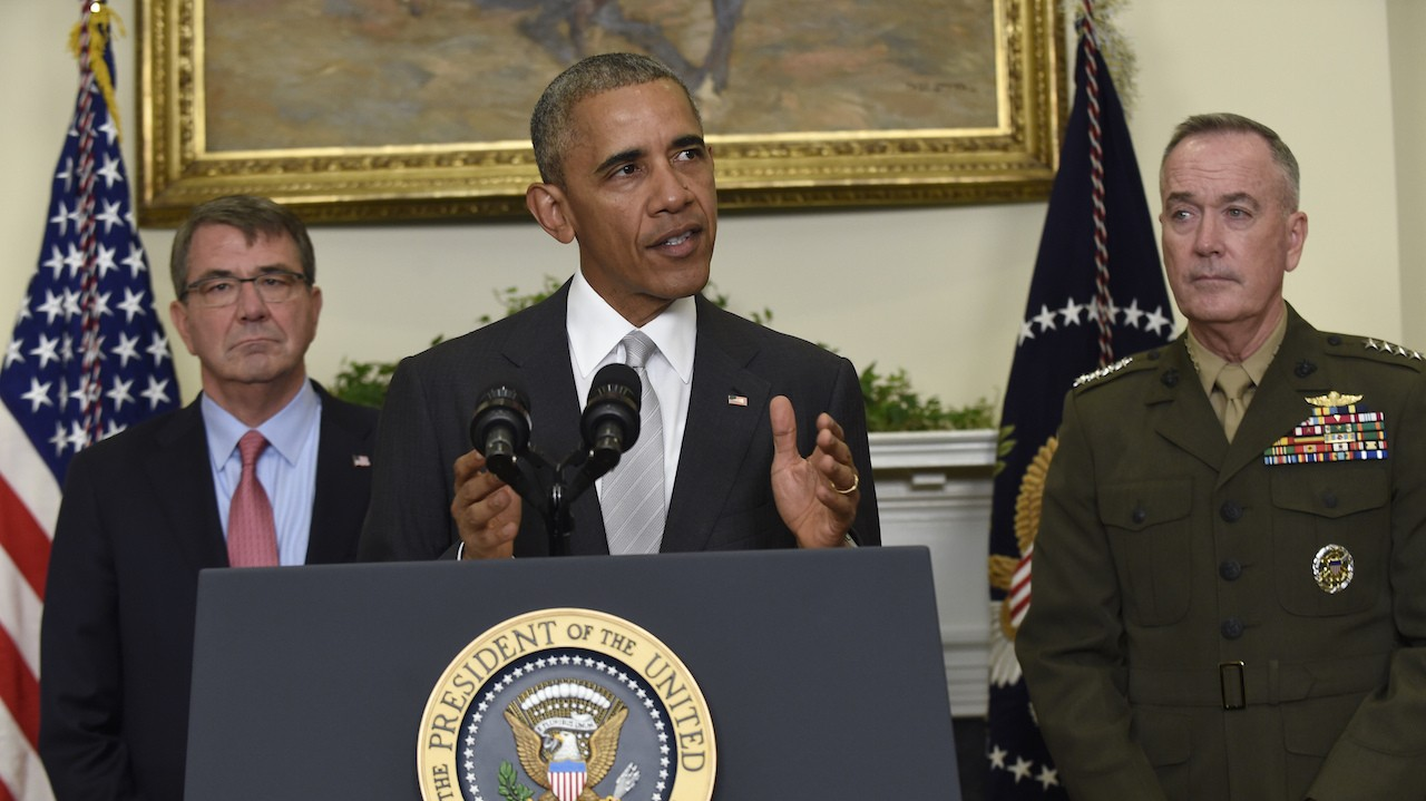 Obama to keep 8,400 troops in Afghanistan after he leaves office