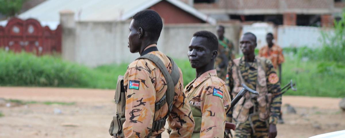 UN bases shelled as South Sudan plunges back into chaos