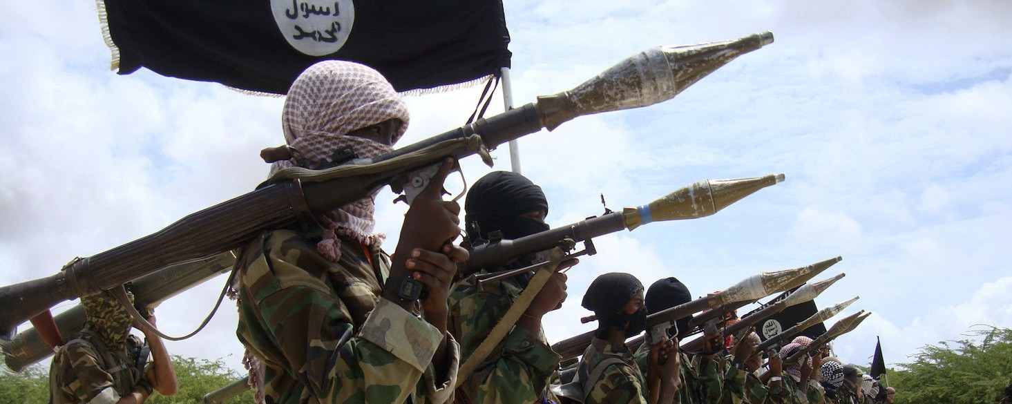Suspected Al Shabaab recruiter kills four police officers after arrest in Kenya