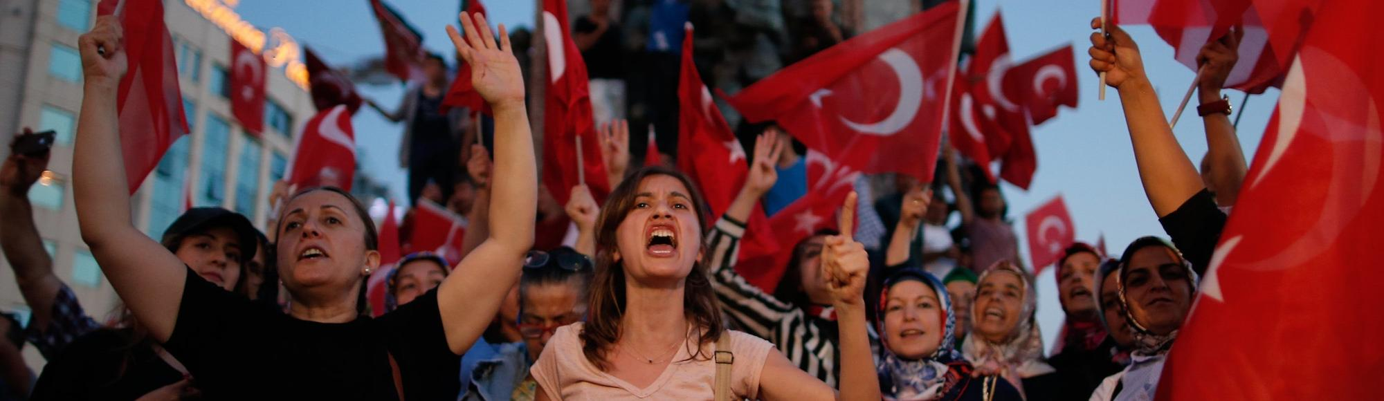 Weird 'confession' doesn't solve mystery of who led attempted coup in Turkey