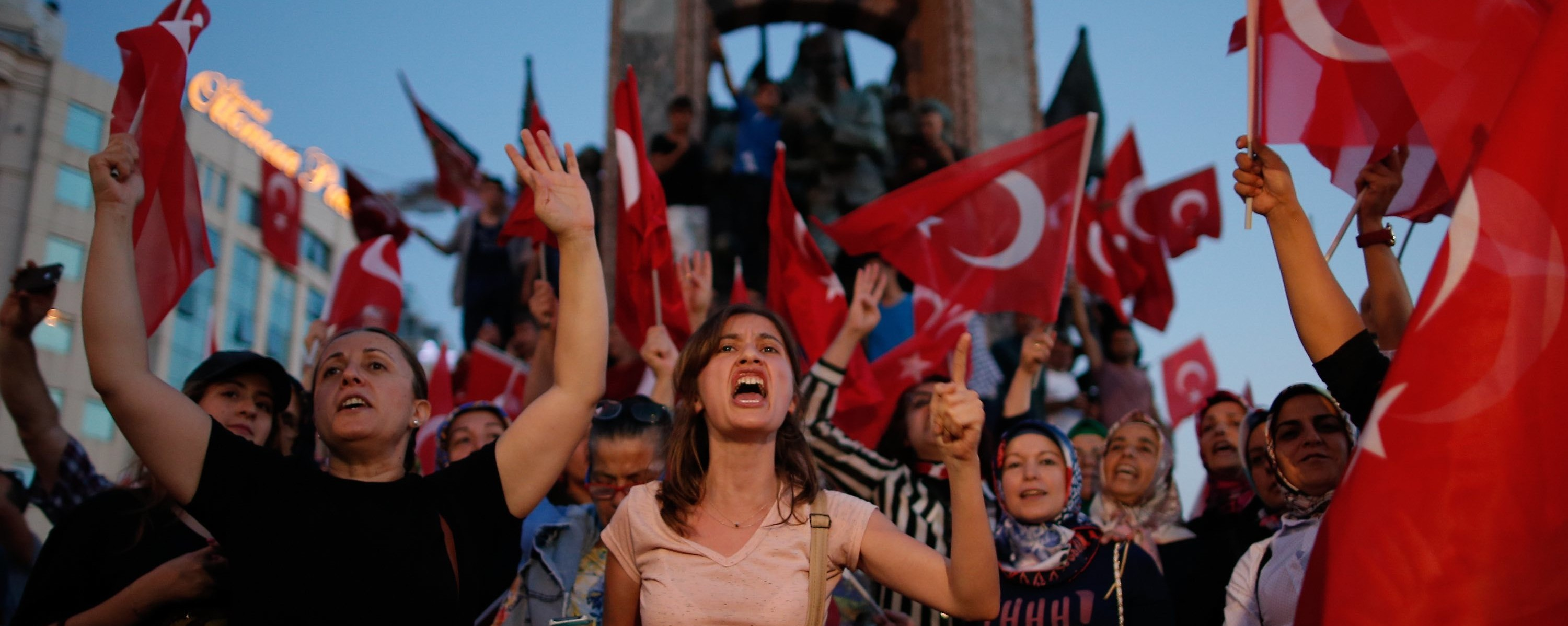 an analysis of the attempted coup in turkey The consequences of the failed coup d'état in turkey are already visible,  especially in domestic policy there is broad consensus that the president and.