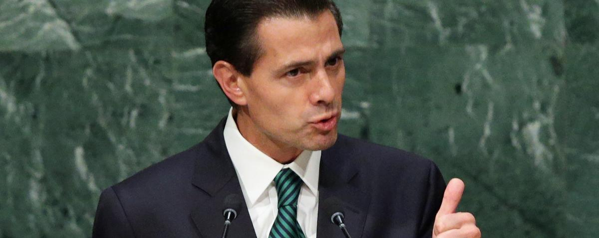 Mexico's president just apologized for his embarrassing 'White House' scandal