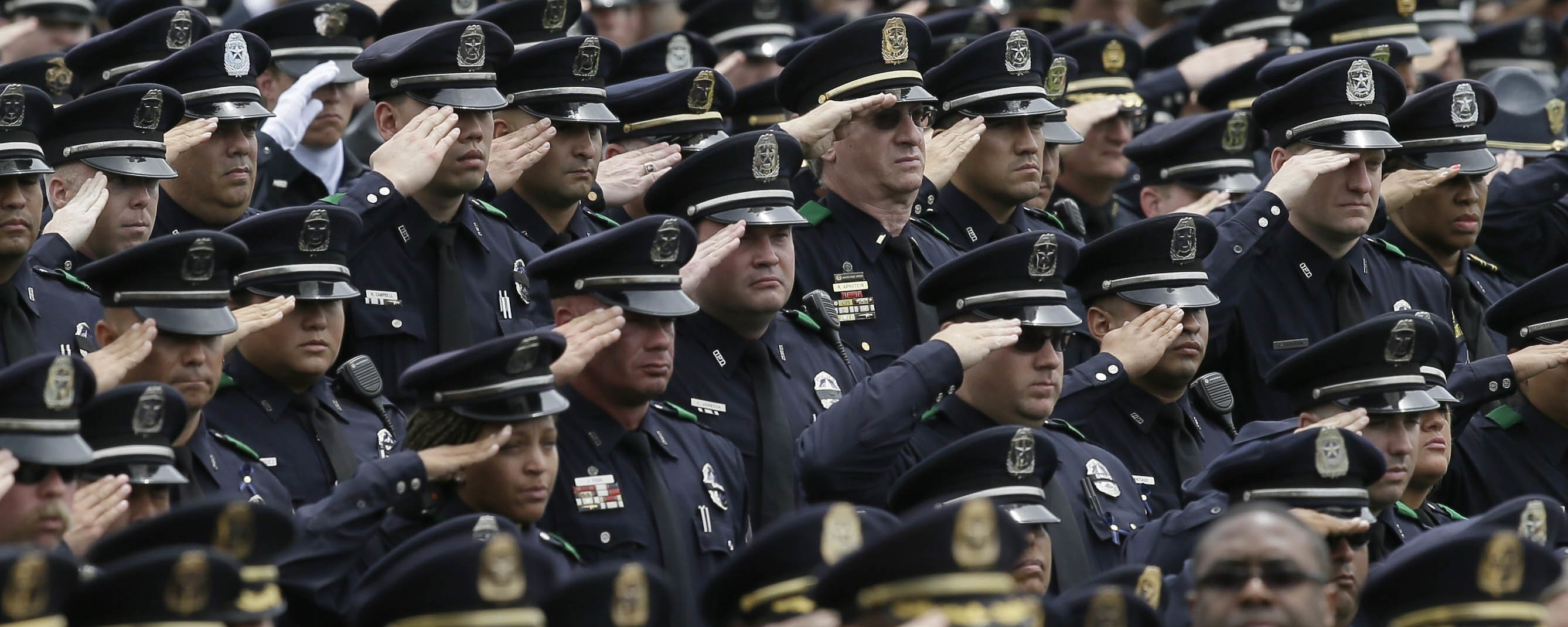 Police shootings are driving a surge in 'Blue Lives Matter' bills
