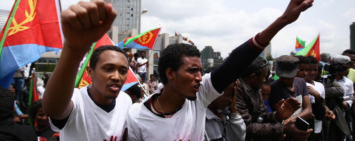 We spoke to the activists pushing for change in Eritrea, Africa's North Korea