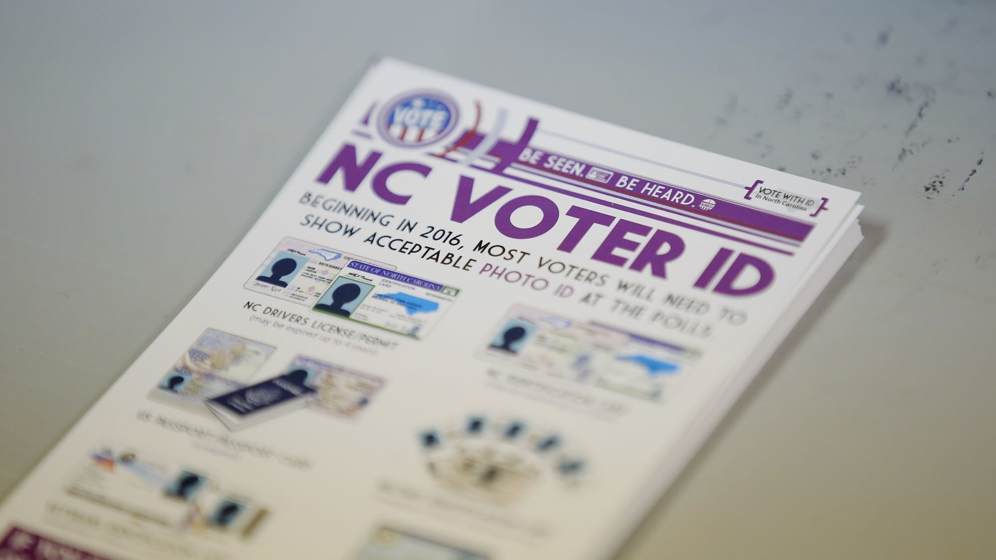 A new ruling on voter ID laws could affect the 2016 presidential race