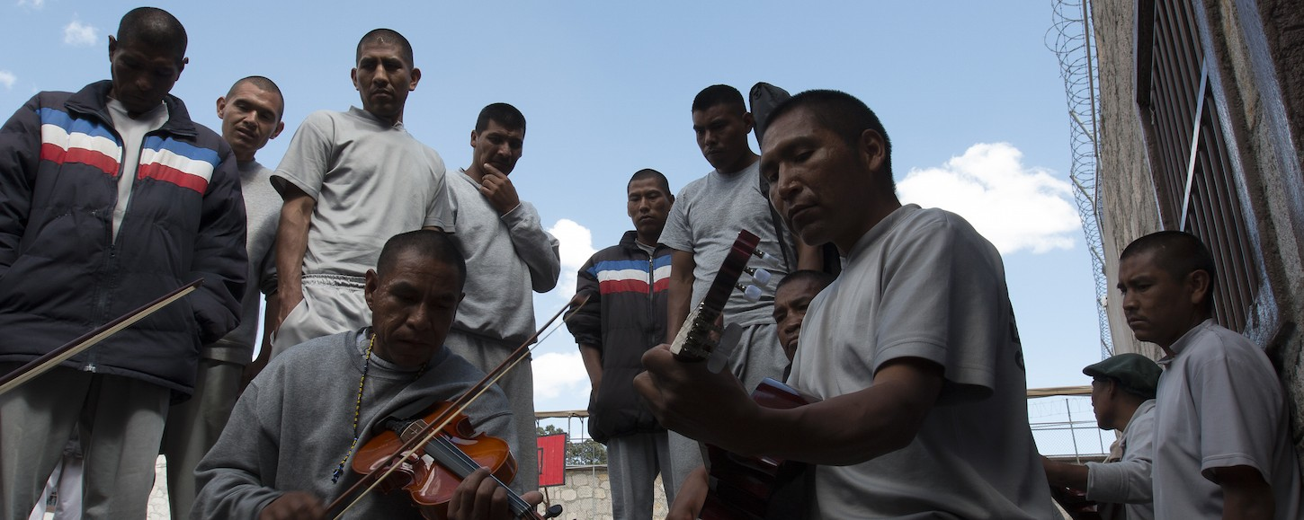 Mexico's only indigenous prison is free from drugs, rape, and corruption