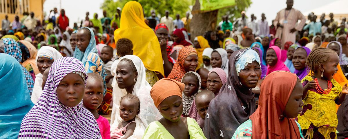Nigeria's military says it has saved 80 women and children from Boko Haram