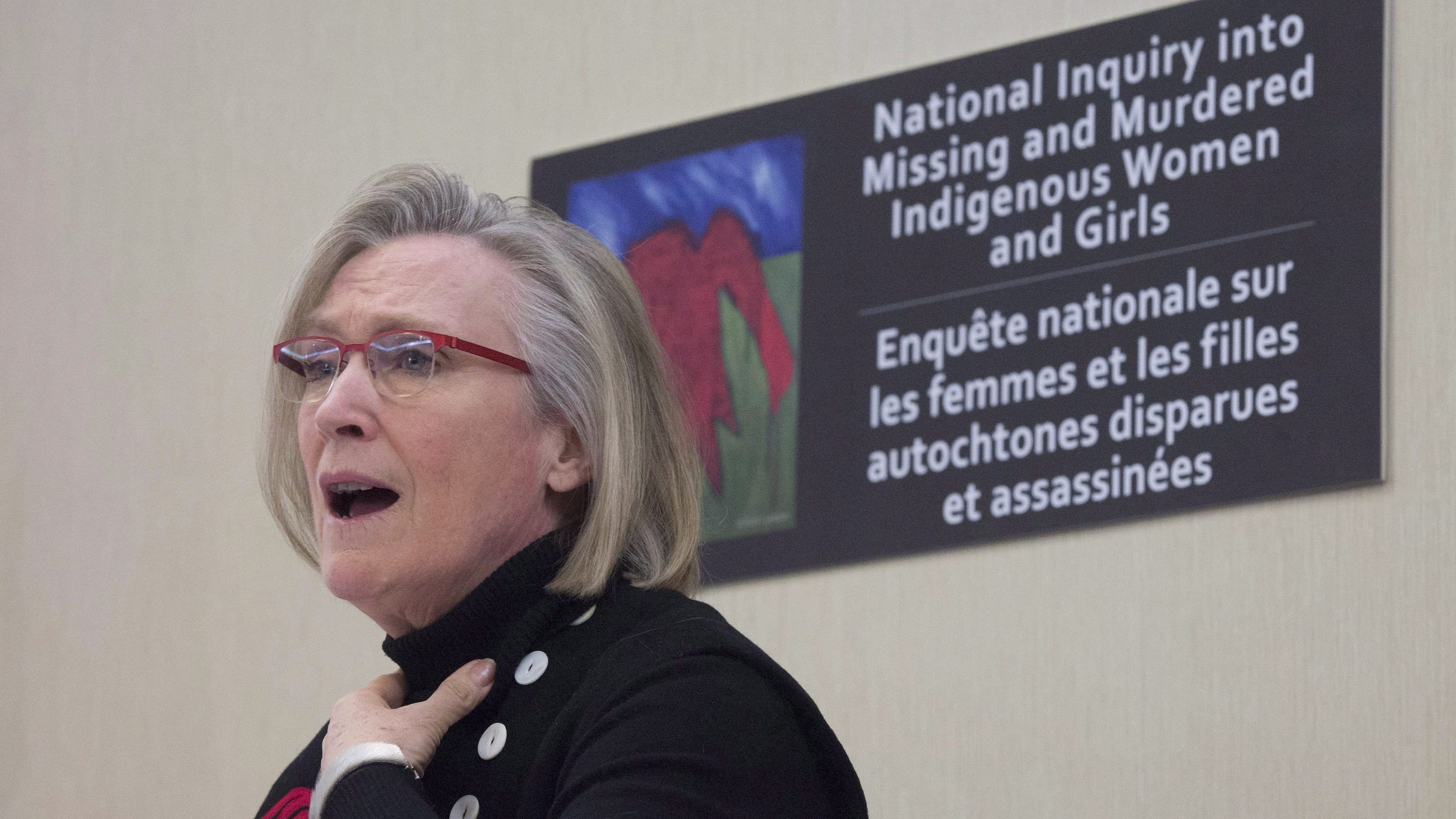 Critics say Canada's inquiry into missing and murdered indigenous women will be toothless