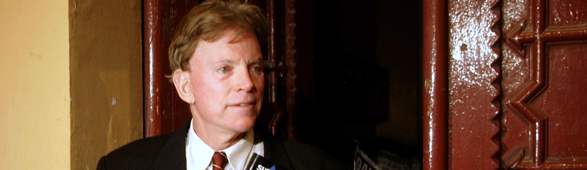 kkk thesis topics ex kkk wizard david duke announces senate run credits donald vice news