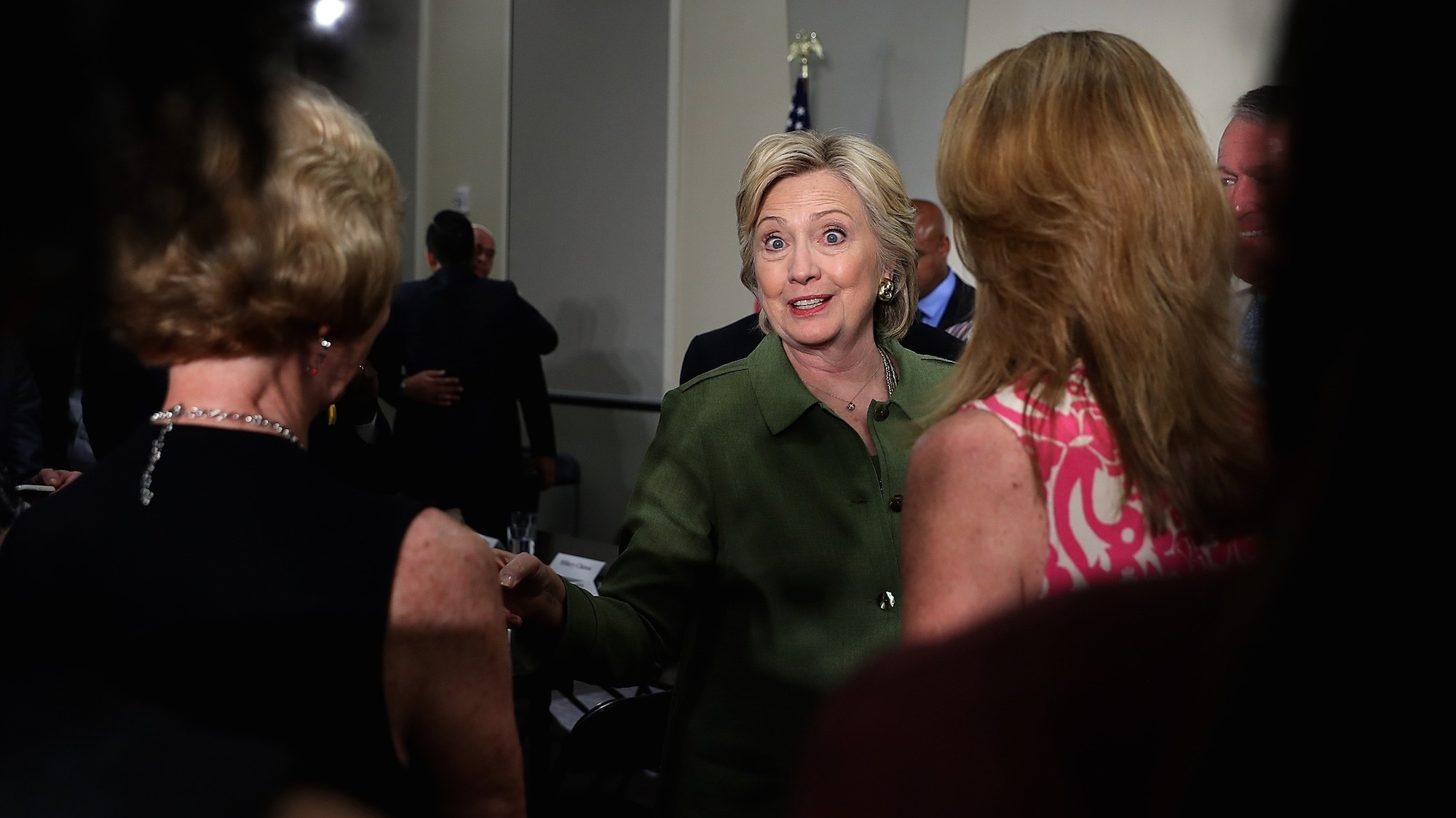 Exclusive: Hillary Clinton exchanged top secret emails on her private server with three aides