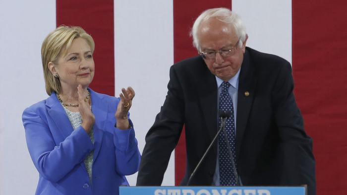Wikileaks email dump suggests DNC favored Clinton over Sanders