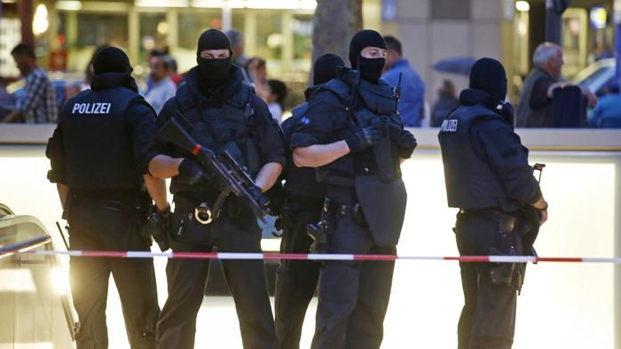 Munich teen gunman researched mass shootings, was treated for depression