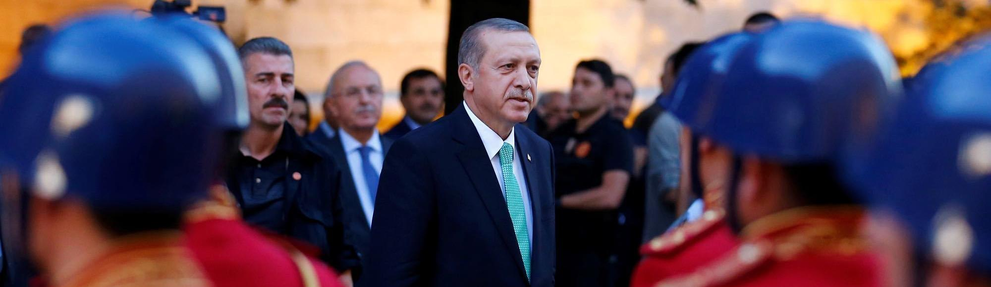 Turkey's Erdogan issues emergency decree extending detention, closing charities and schools