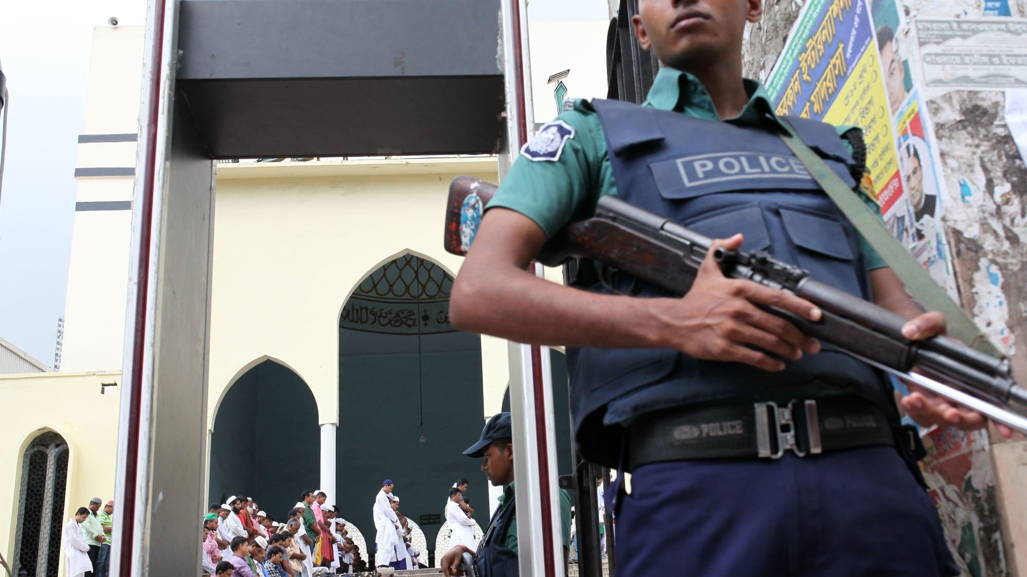 Bangladesh police arrest four suspected female militants in cafe attack investigation