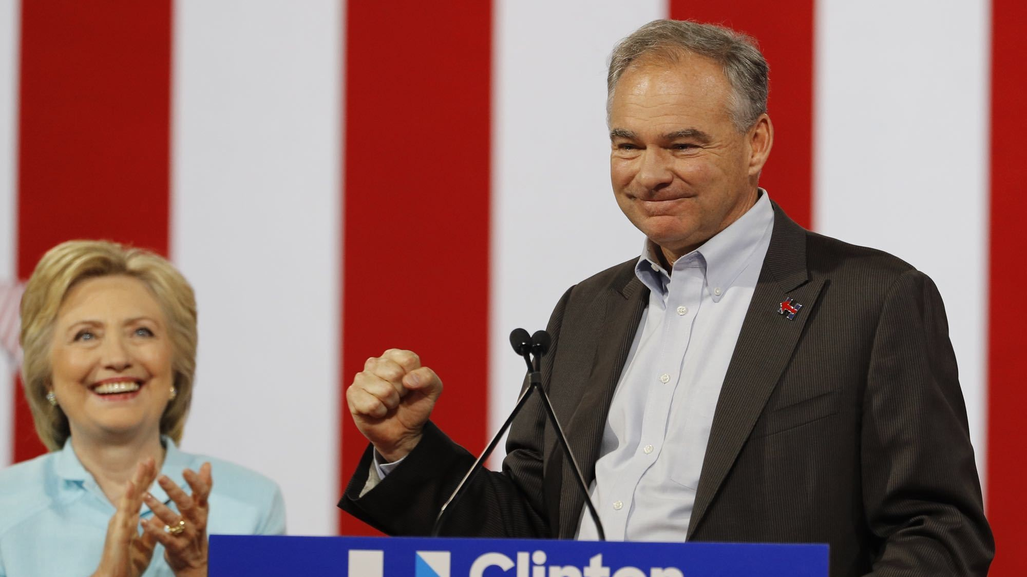 Democratic vice presidential pick Tim Kaine known for controversial abortion, death penalty decisions
