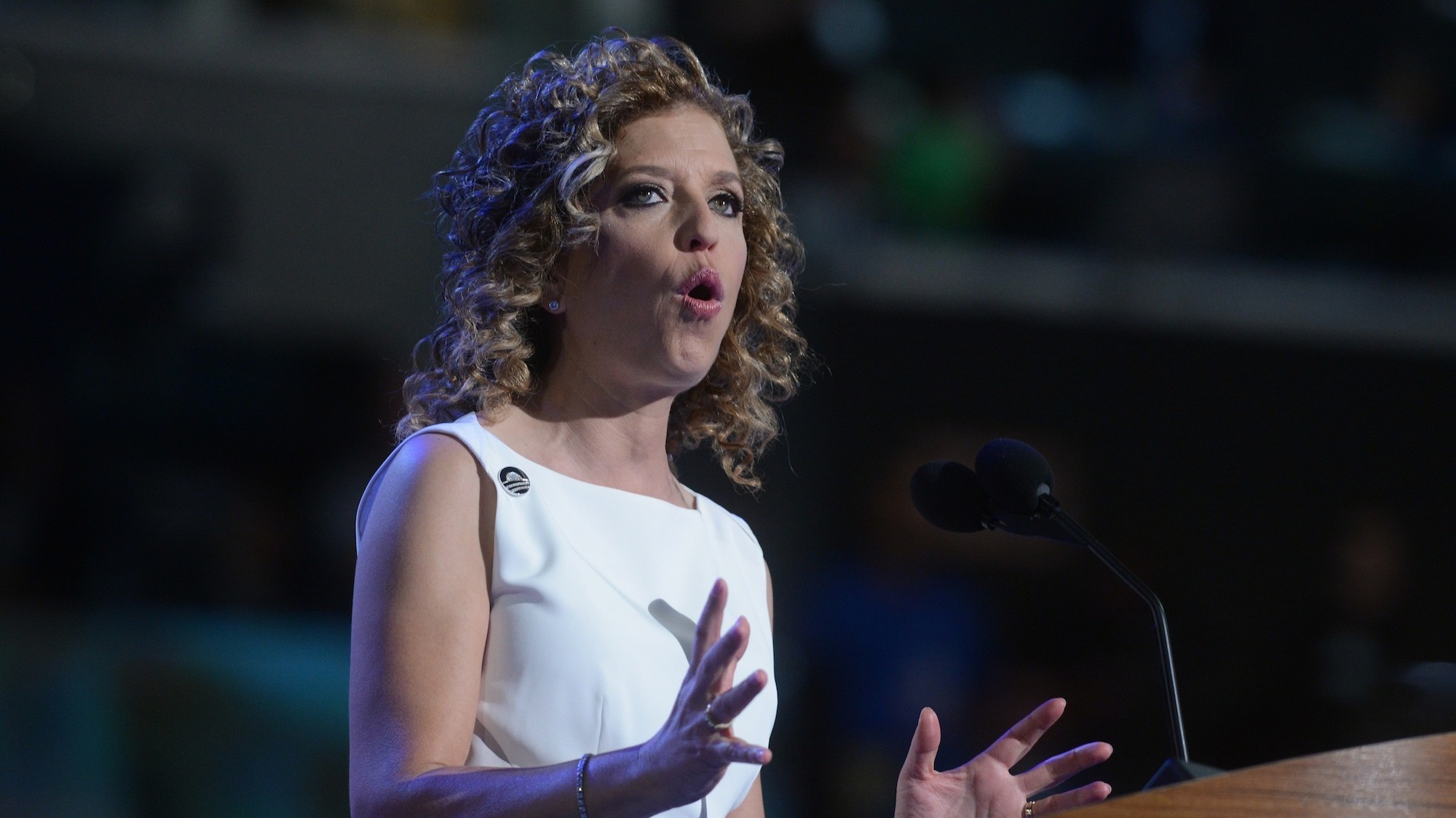 DNC chairwoman booed off the stage hours before the Democratic convention